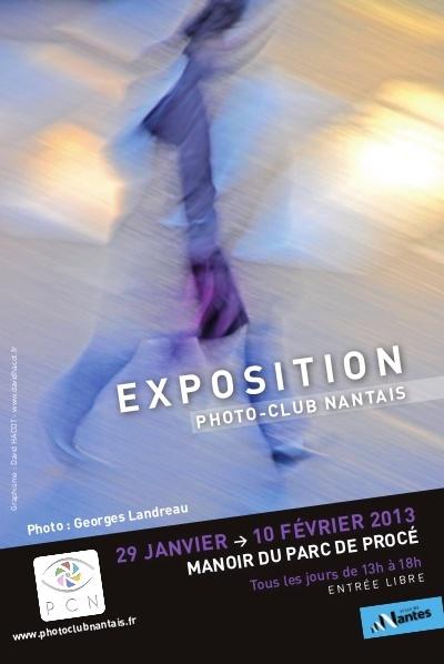 Exposition du photo-club nantais du 29 janvier au 10 février 2013