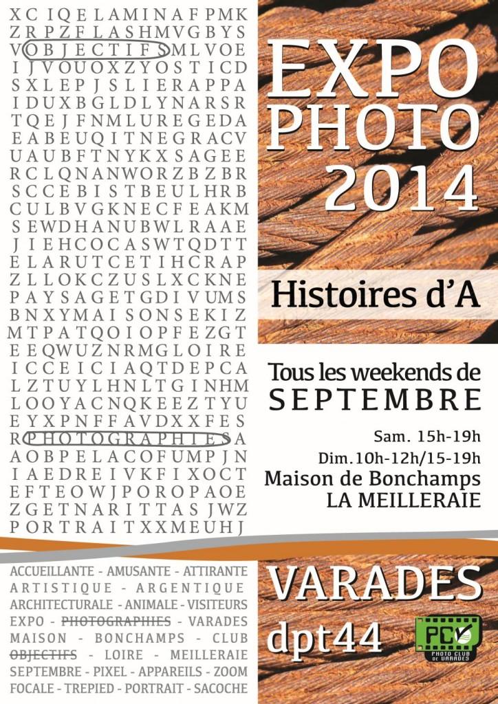 Expo photo 2014 Varades : Histoires d'A...