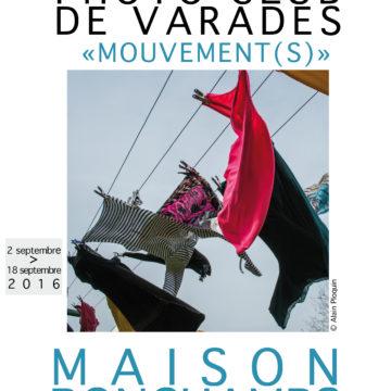 EXPOSITION «Mouvement(s)»