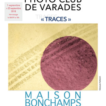 EXPOSITION « Traces »