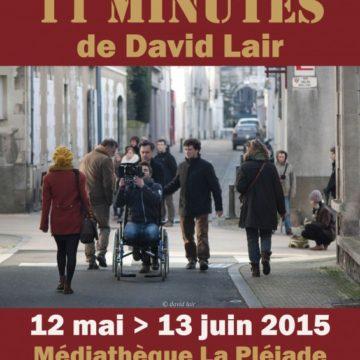 11 minutes de David Lair se déplace à Saint-Mars-La-Jaille.