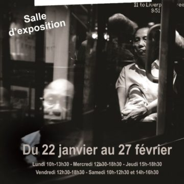 Nouvelle exposition du collectif voir plus du 22 janvier au 27 février.