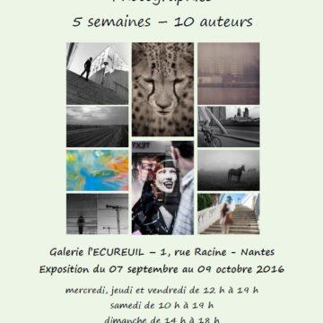 Le Collectif éphémère expose à Nantes